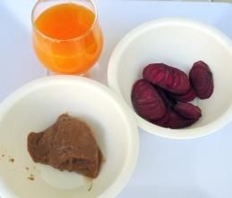 Suco laxante - tamarindo - Ingredientes