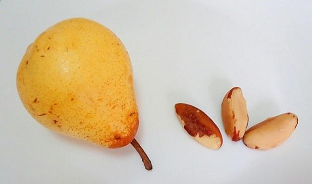 LANCHE5 - Pera portuguesa castanha