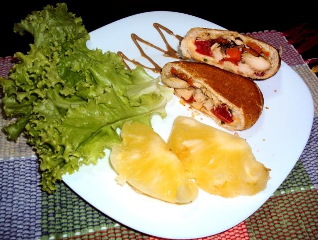 Sanduíche Noturno - Comer é uma Arte