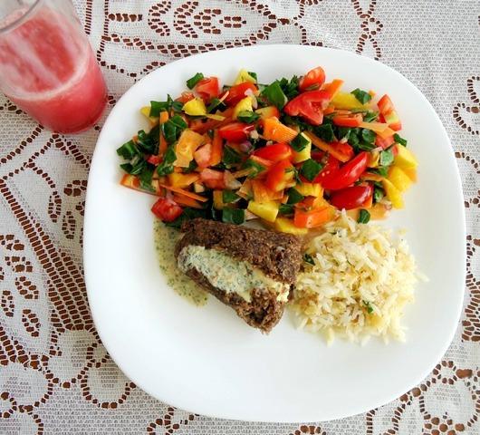 Prato saudável- Comer é uma Arte