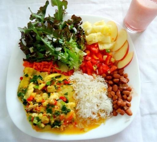 Prato saudável_ Especial_Comer é uma Arte